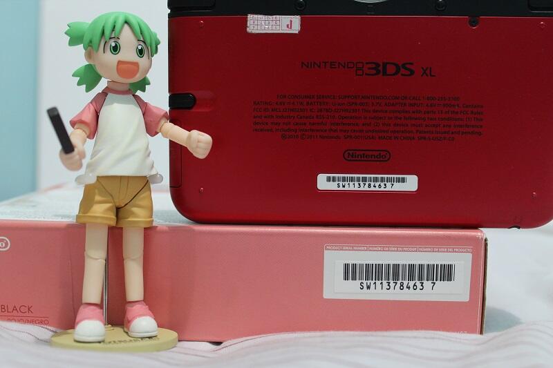 3DS XL Red + Gateway Ready + Bonus [Sidoarjo]