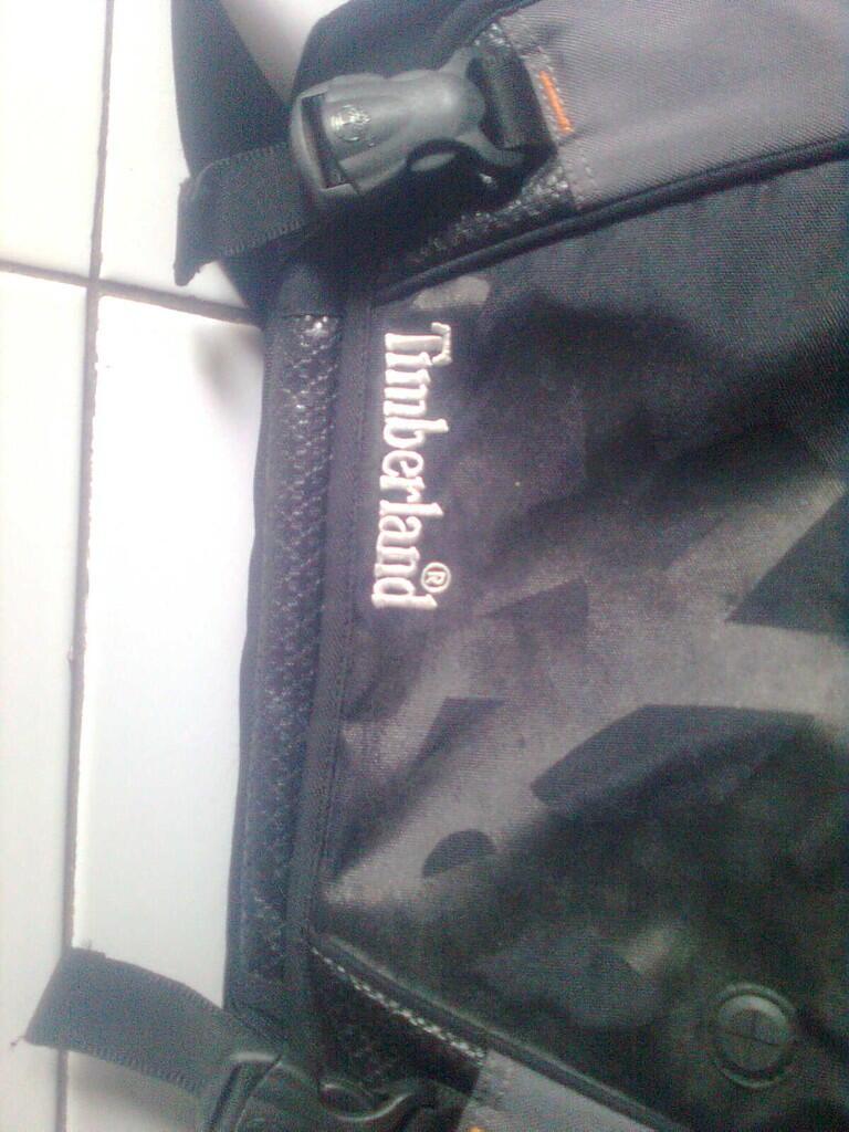 Timberland Laptop Bag Dijamin 100% asli