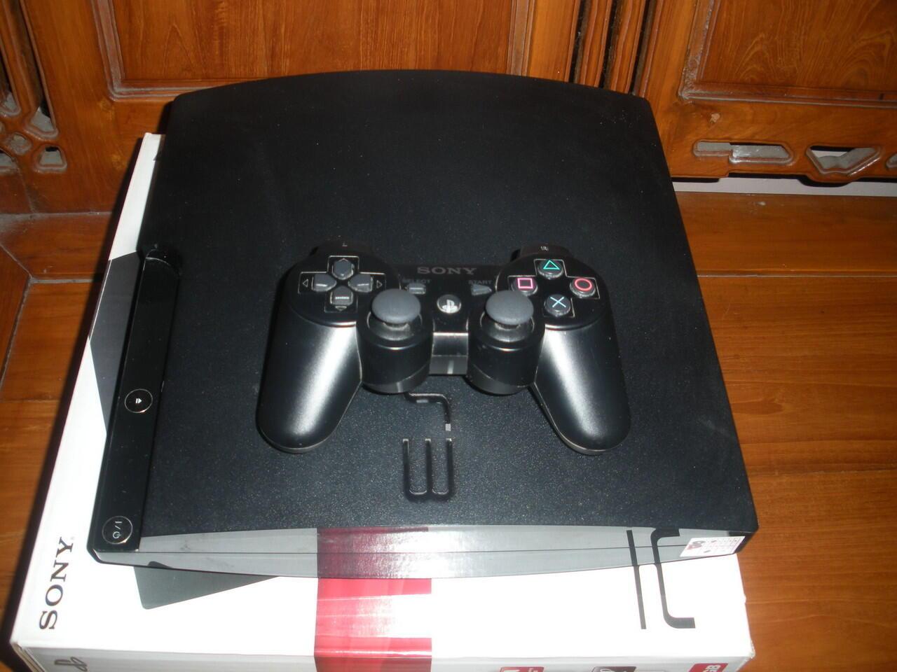 PS3/PLAYSTATION 3 SLIM 120gb CFW ( SOLO )