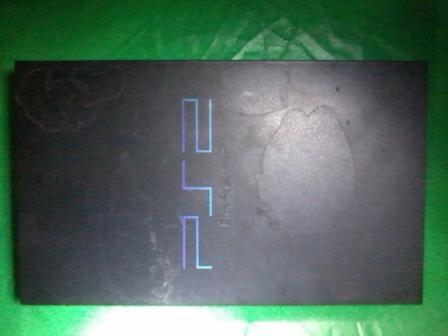 Jual PS2 Fat Seri 3xxx Only Machine