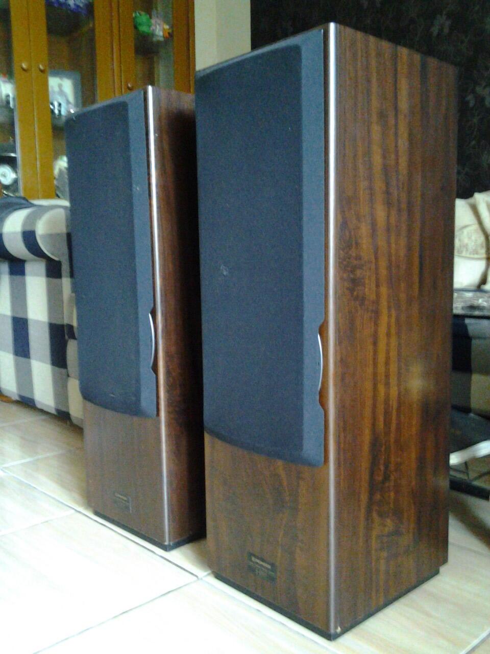 Speaker floorstanding Pioneer S-D77