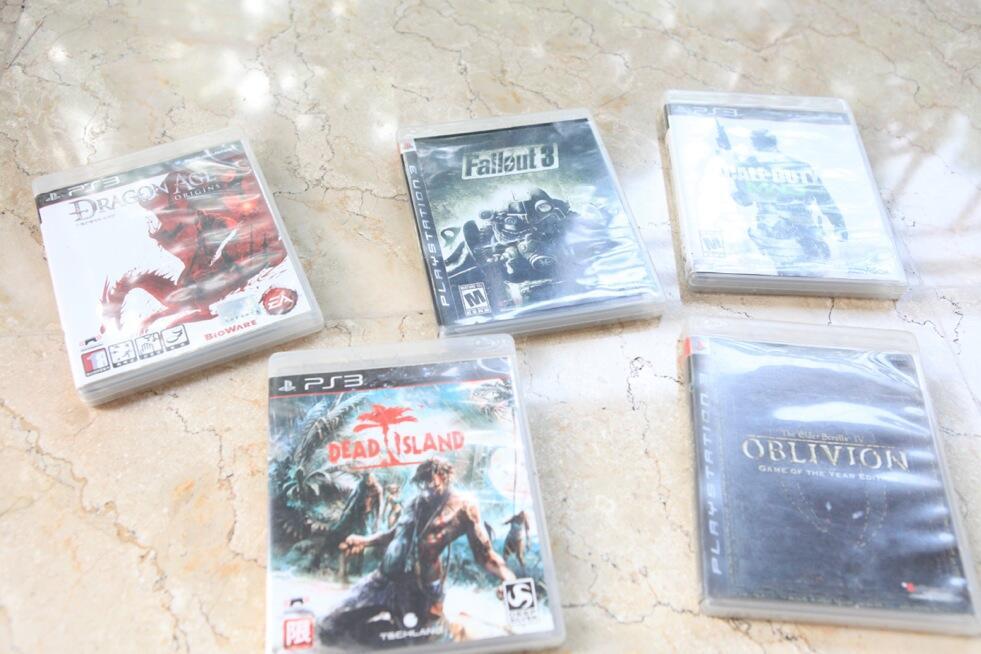 Blue Ray (ORI) PS3 Kaset Game 2nd MURAH