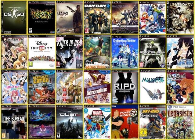 Jual Game PS3 Murah :D