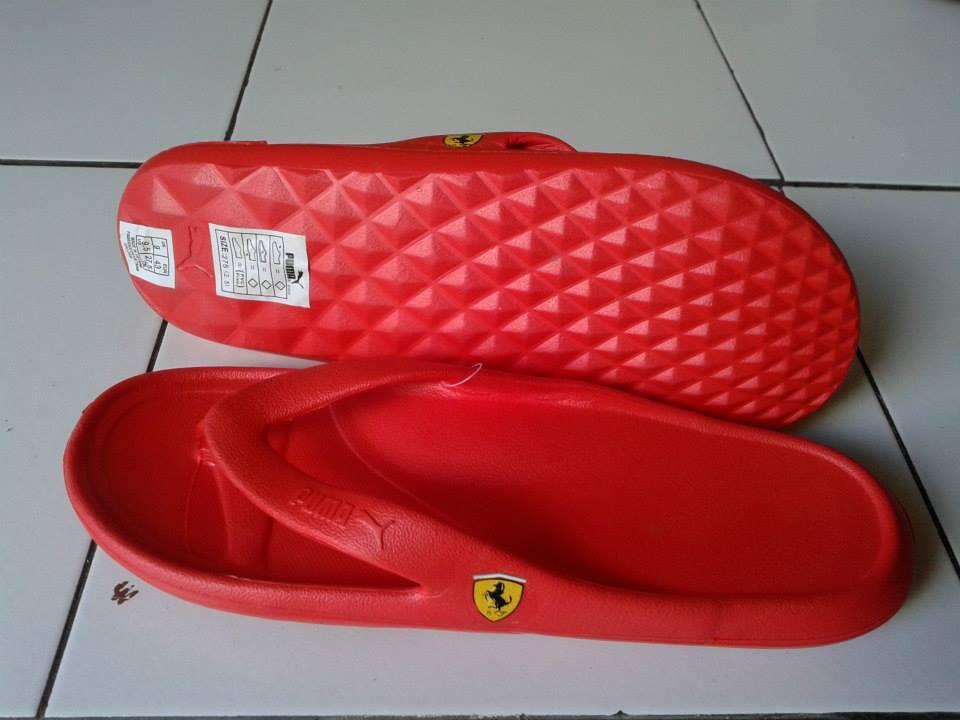 Terjual Jual Sandal Puma Ferrari murah gan..!  d6c8b36f0d