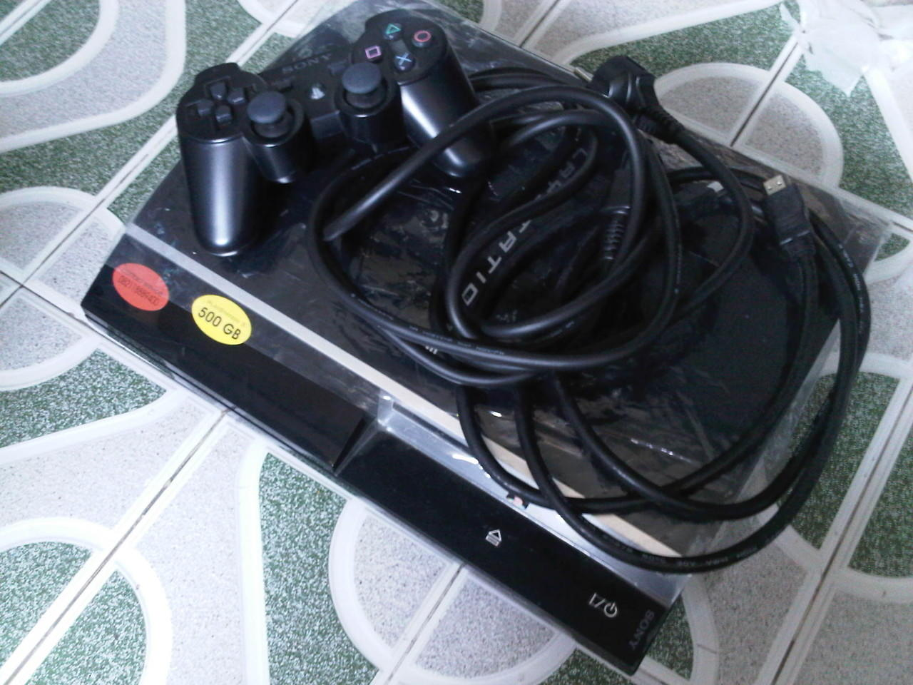 PS3 Fat 500gb