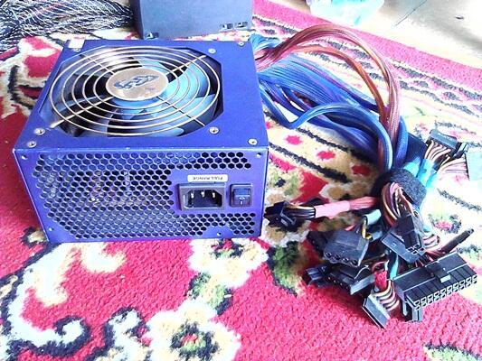 2nd PSU PURE FSP BLUE STORM II 500W & EPRO 650W #BEKASI#