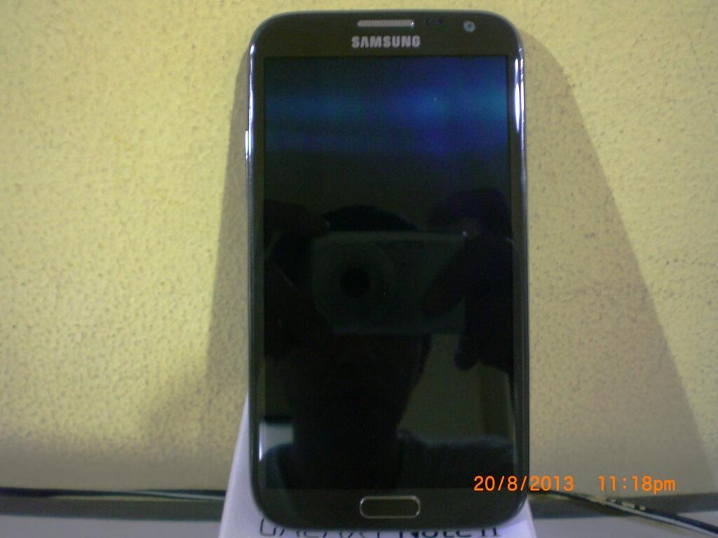 Samsung Galaxy Note II N7100 Live Demo Unit (Wifi only)
