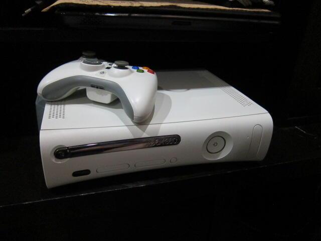 Xbox 360 jasper white 60gb BDG