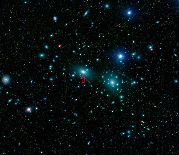 10 Supermassive Black Hole Terbesar yang Pernah diketahui oleh Manusia