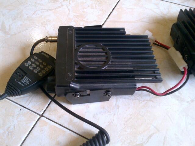 [WTS] RADIO Rig Alinco DR 135 MK 3 VHF ada 2 unit kondisi bagus, mulus[DIJUAL CEPAT]