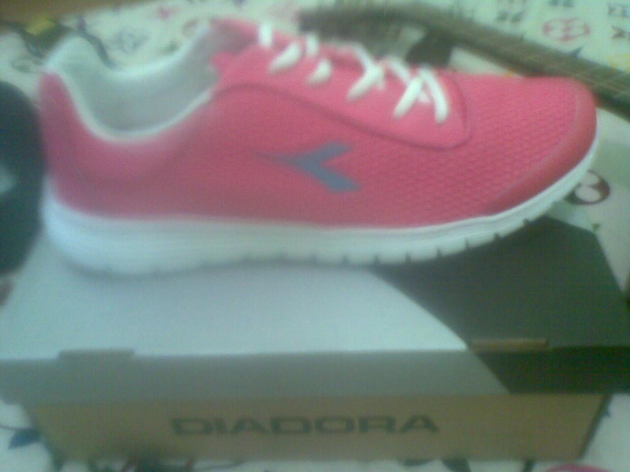 Diadora Original - Running shoes Size 41. [updated]