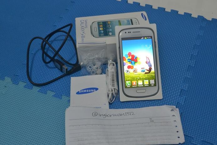 Jual Samsung Galaxy S3 Mini (Fullset) MURAH !!!!