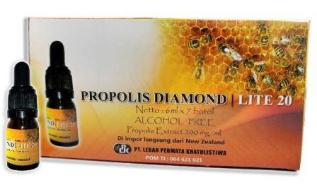 GROSIR MACAM2 PRODUK PROPOLIS. Kemasan 1 box isi 7 botol