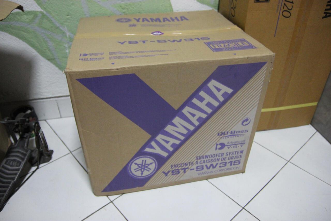 WTS Home Theatre Yamaha Cinemax V473