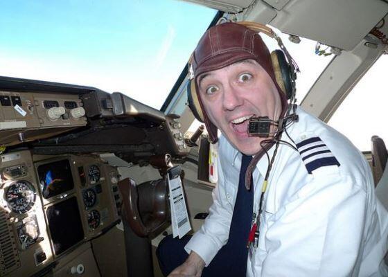 [TERUNGKAP]~๑~ 9 Hal yang Dirahasiakan Pilot dari Penumpang.~๑~[CEKIDOT]