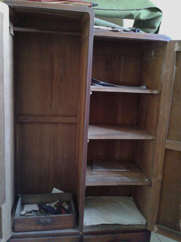 Terjual Jual Lemari Kayu Bekas Cewe Lokasi Cimahi Bandung Kaskus