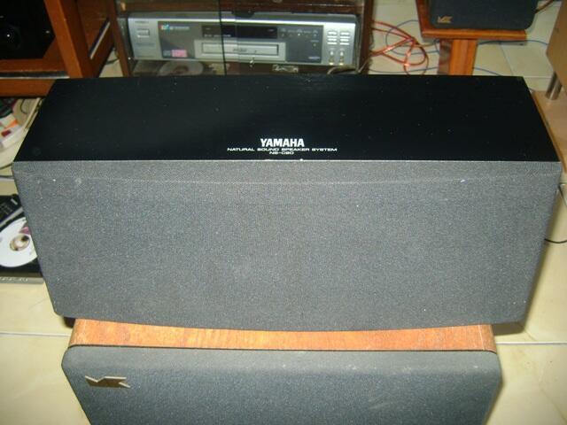 YAMAHA NS-C90 NATURAL SOUND CENTER SPEAKER