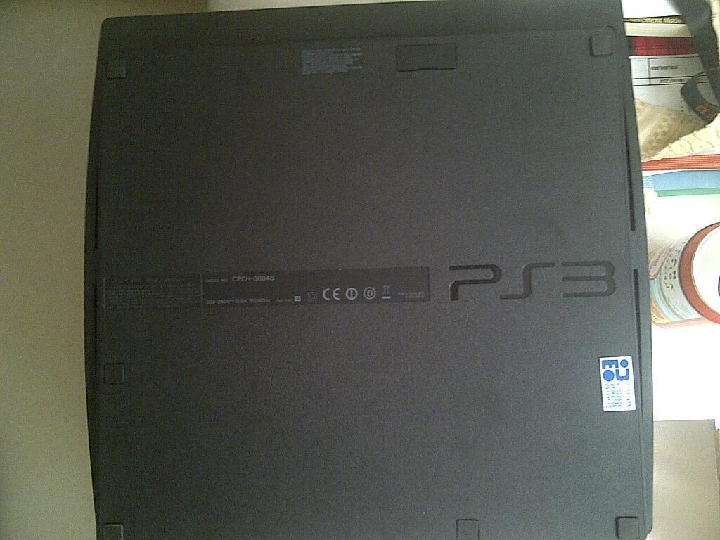 WTS PS3 SLIM 320GB ORI