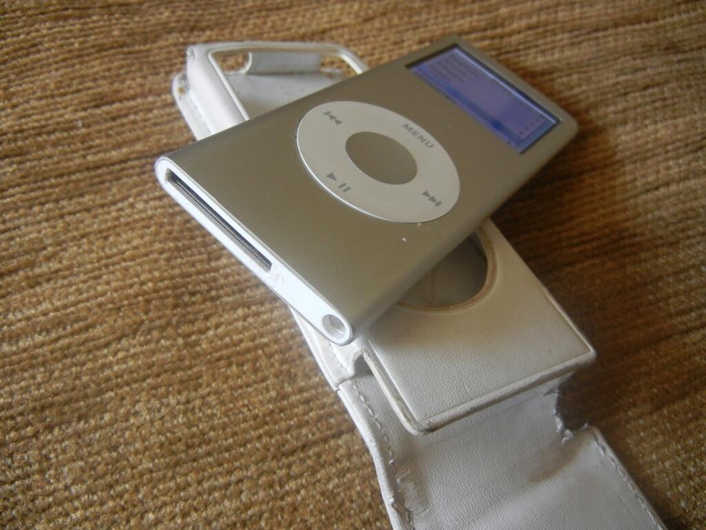 Ipod Nano 2 Gen 2 Gb Silver