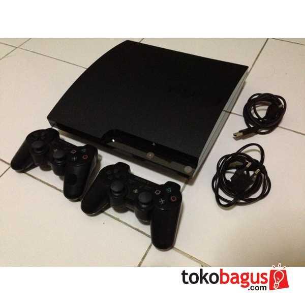 Playstation 3 Slim Murah ORI only CECH 2004B, CFW 4.46.