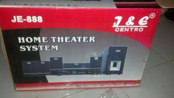 HOME THEATER J&E JE-888 CENTRO