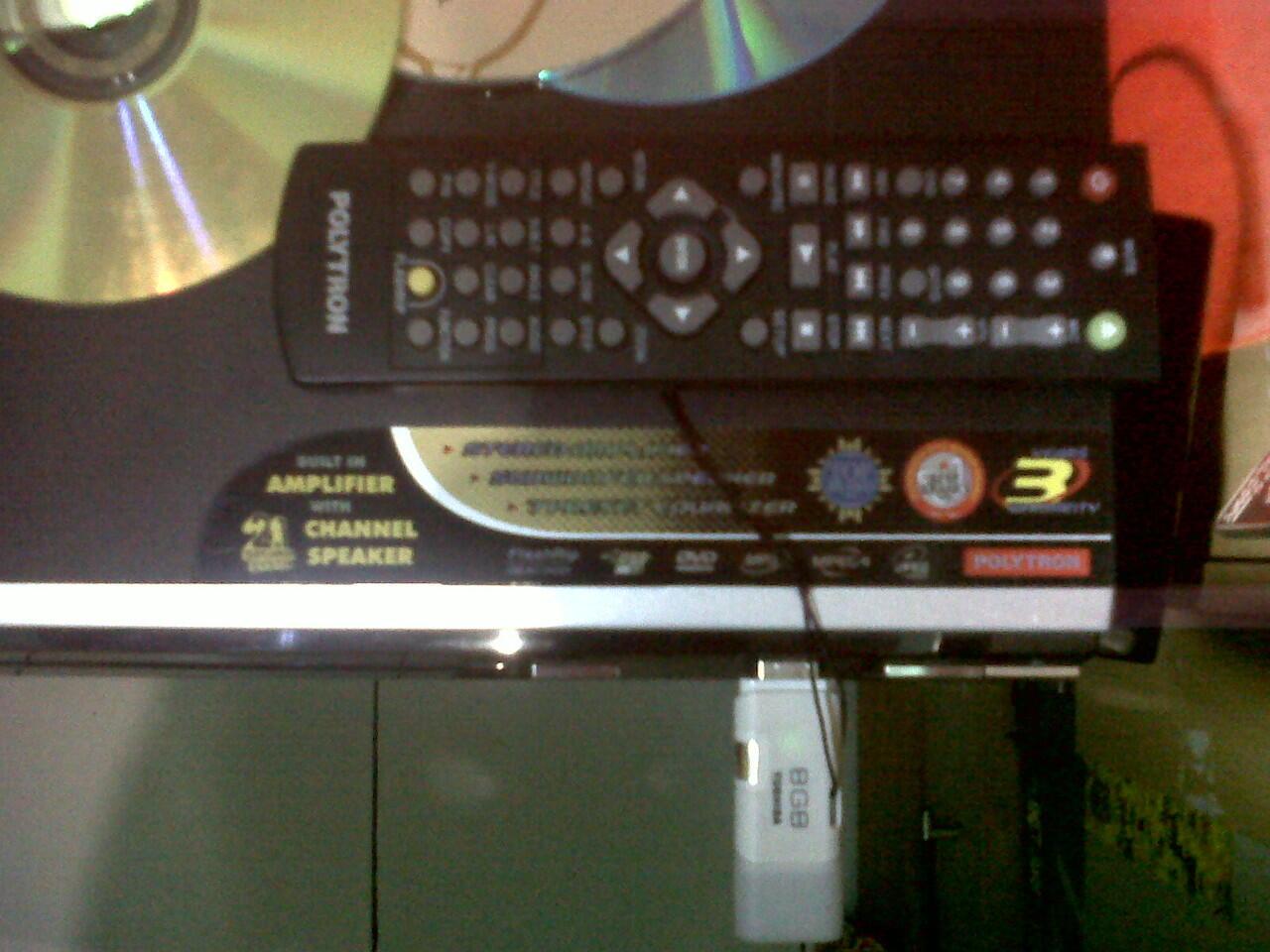 DVD Theater DTiB 2567 POLYTRON Mantep Jogja
