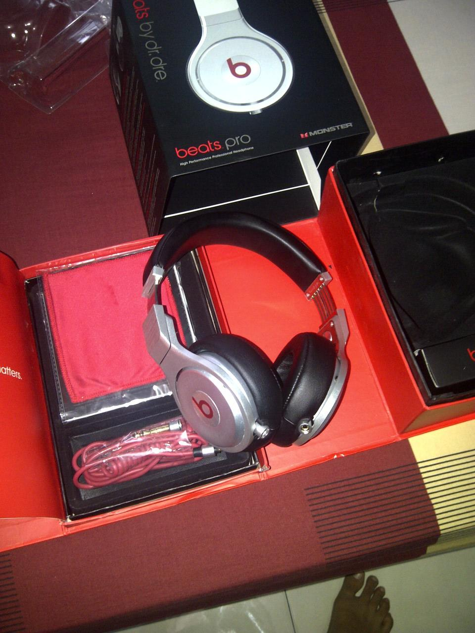 WTS HEADPHONE Dr Dre Beast Pro,EXECUTIVE OEM HIGH QUALITY NEW MURAH