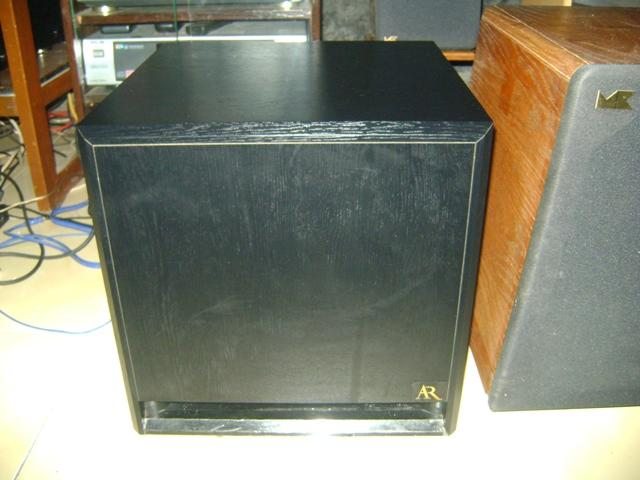 ACOUSTIC RESEARCH - S 112 PS POWERED 12 INCH SUBWOOFER