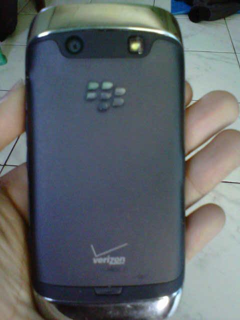 Blackberry Monaco 9850 Mulus Komplit