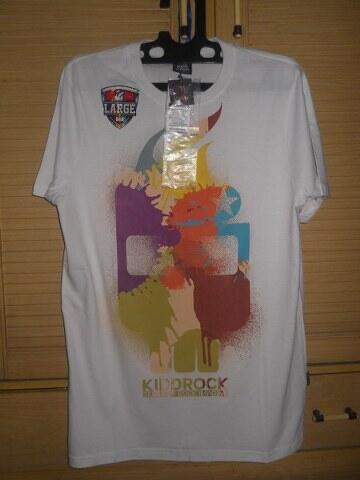 Kaos Kiddrock ORI , murah , free ongkir