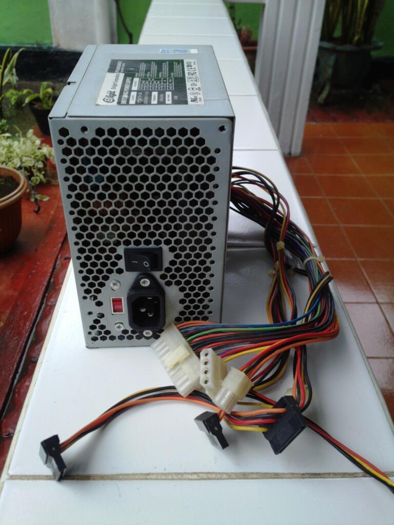 power supply ENLIGHT 420w pure murah bogor