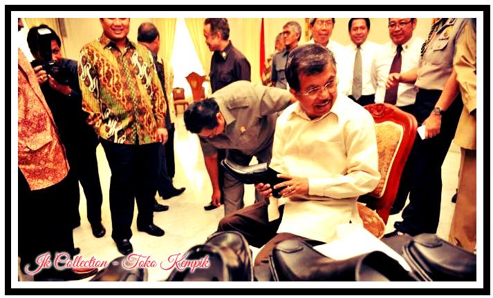 "[100% Produk Indonesia] Sepatu Resmi Pria ""JK Collection"""