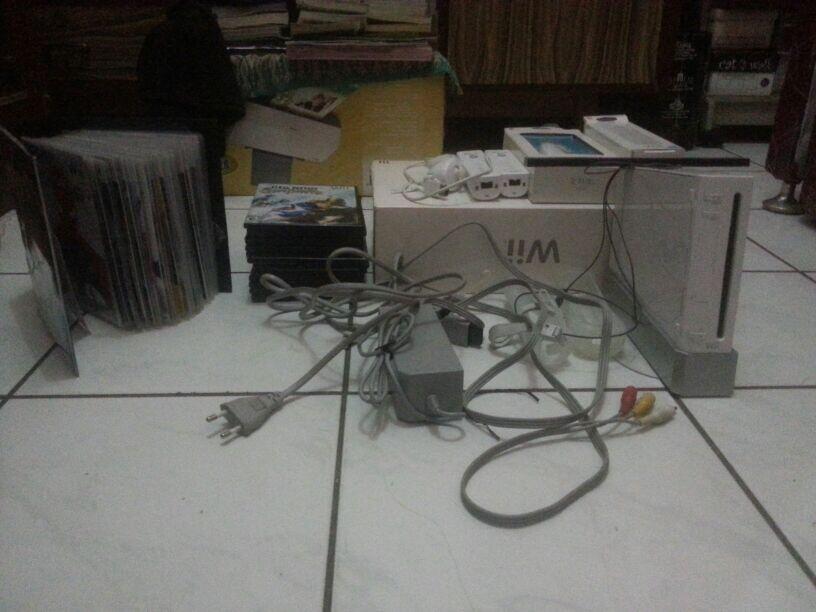 JUAL NINTENDO Wii