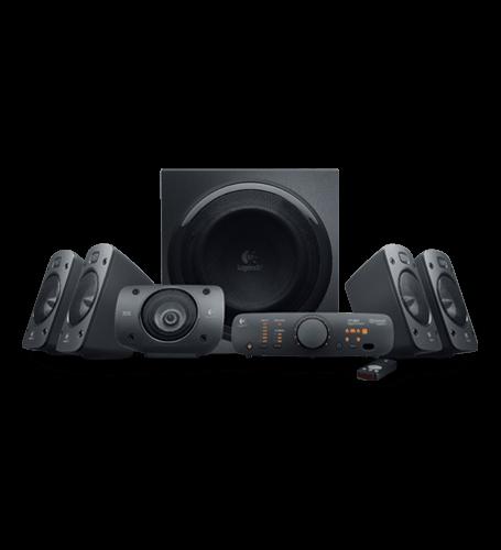 Speaker Logitech Z906