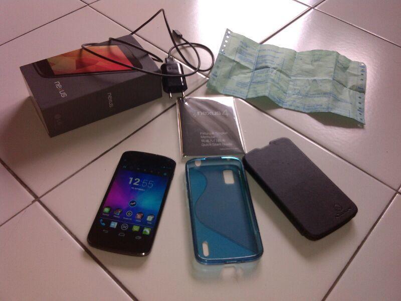 WTS LG NEXUS 4 E960