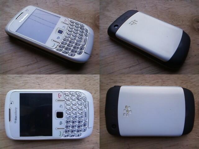 Blackberry Curve 8520 / BB Gemini Jual Murah Aja