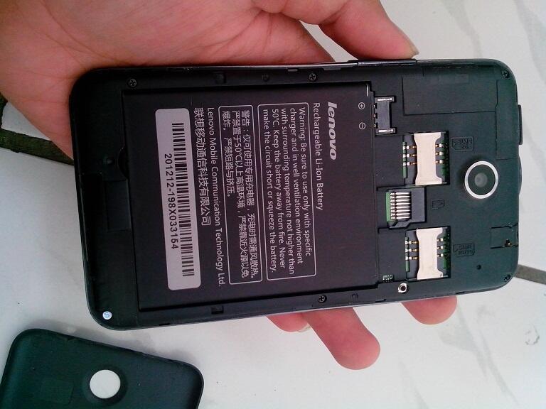 Lenovo S880 Black Mulus Fullset & Sony Ericsson Xperia Mini Pro SK7i Fullset MALANG