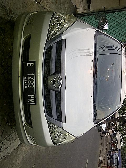 TOYOTA INNOVA E PLUS (MODEL G) MANUAL 2008 SILVER ISTIMEWA!!!