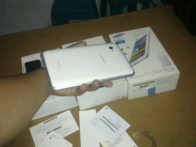 BU : Samsung Galaxy Tab 7.0 Plus P6200 16Gb