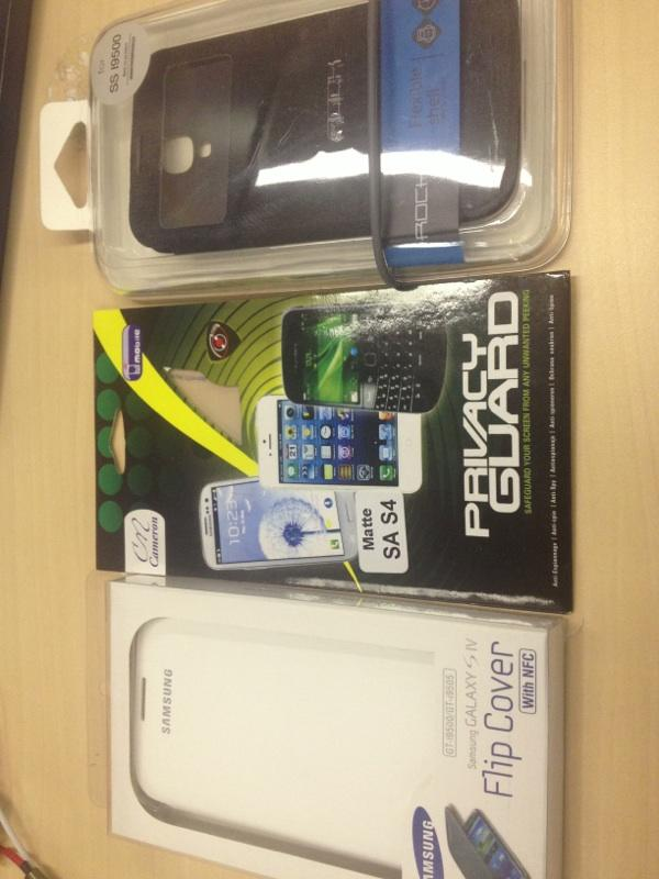 [WTS]PAKET FLIP COVER WITH SVIEW SAMSUNG GALAXY S4 MURRAAAHHH GAAN