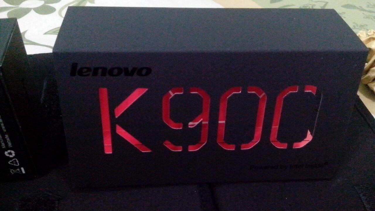 BEST OFFER NEW LENOVO K900 BNIB TRIKOMSEL
