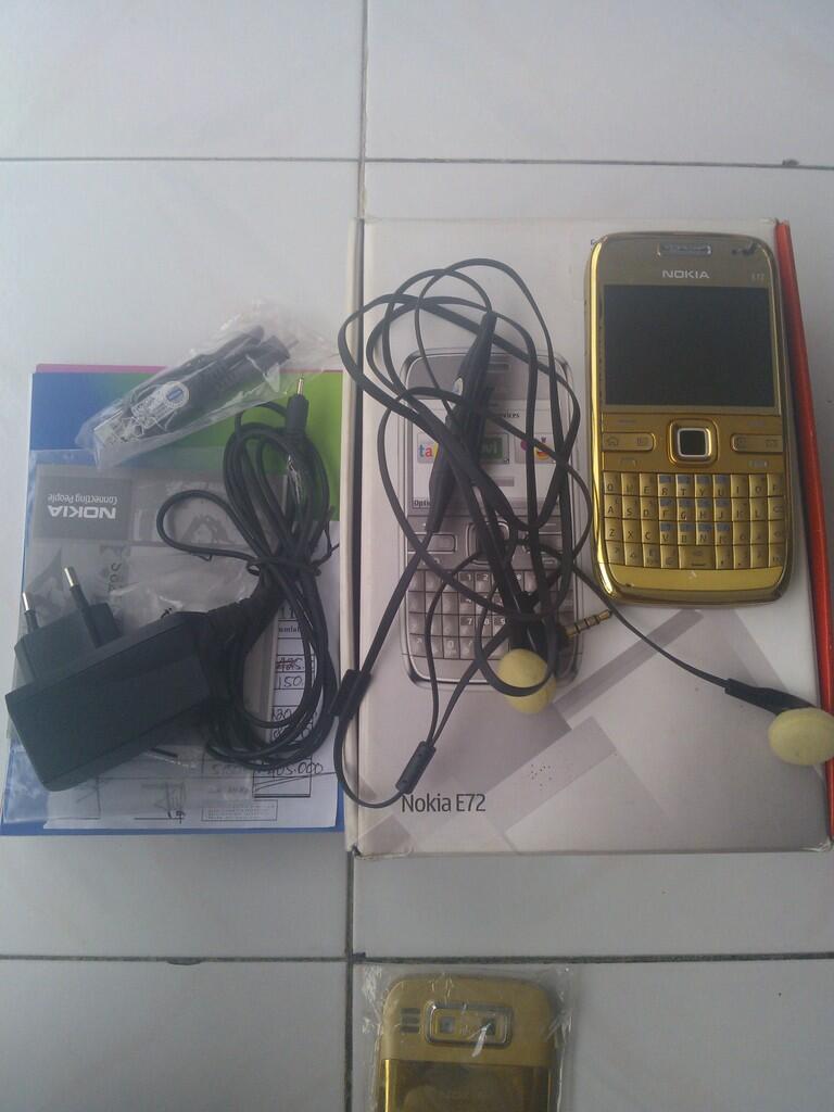 Nokia E72 Second fullset