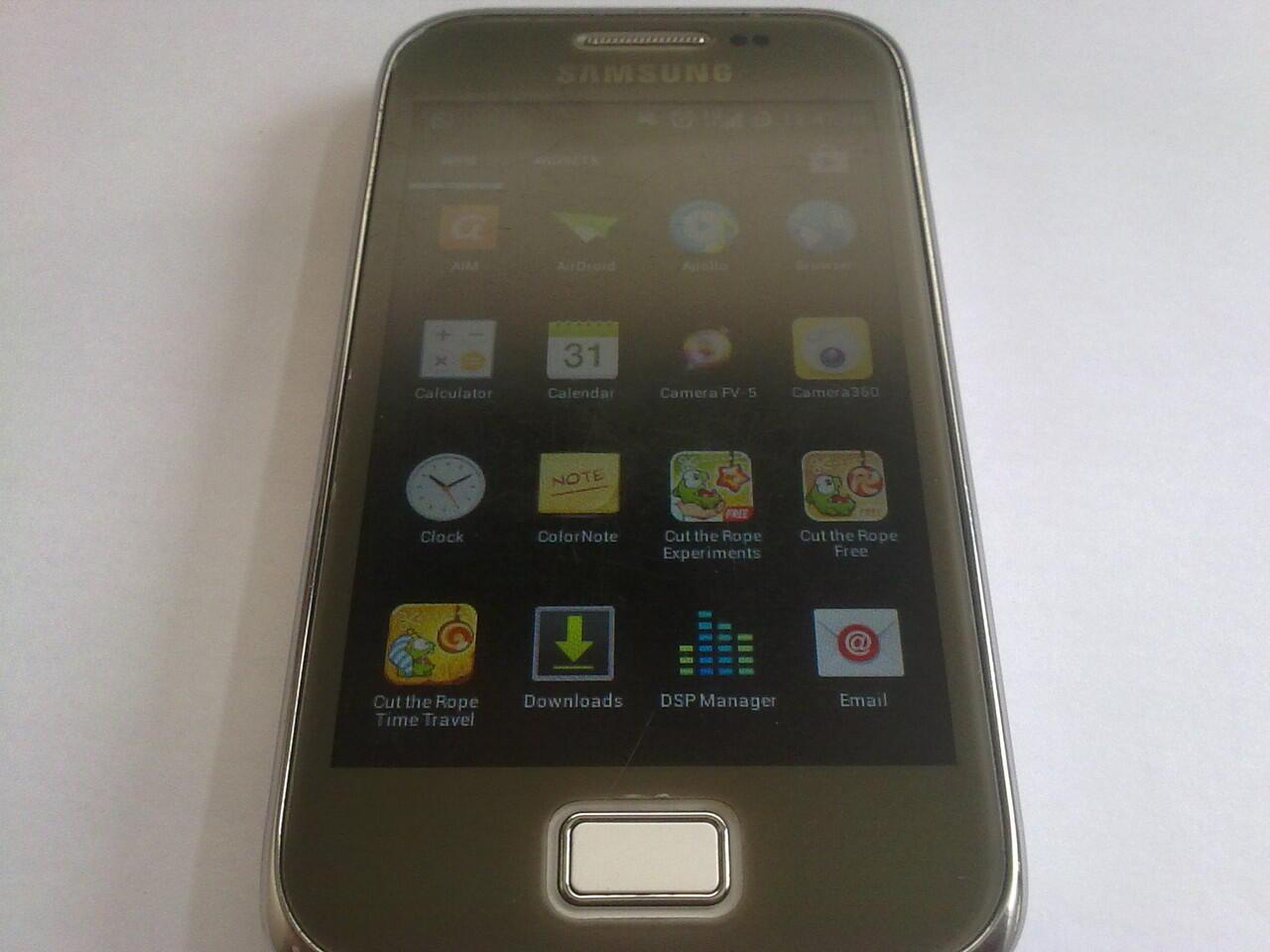 [WTS] Jual Cepat Samsung Galaxy Ace Plus