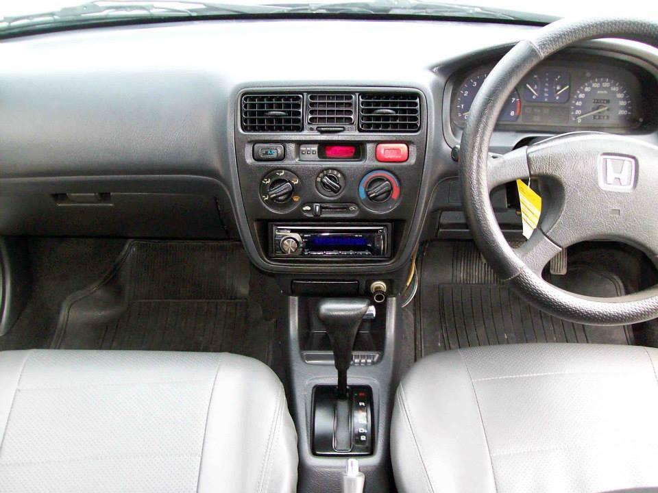 Honda City Z VTech AT 2004
