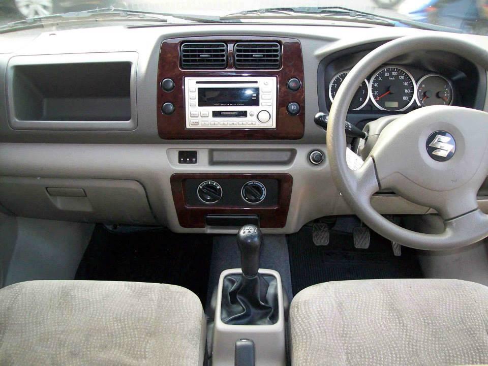 Suzuki APV tipe X MT 2007