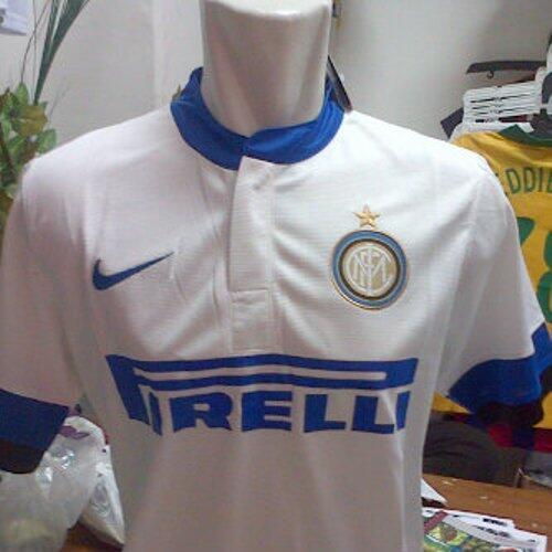 Jersey Arsenal, Inter, Mu Official Season 2013/2014