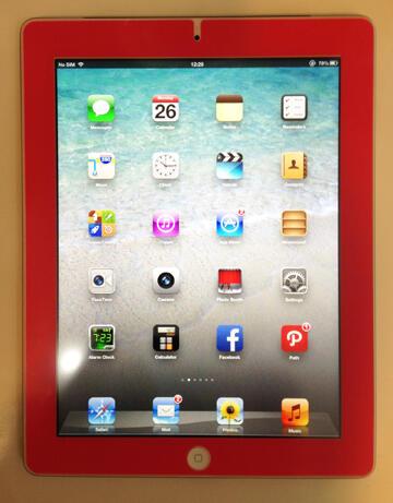 iPad 3 Wi-fi + CELLULAR, White 32GB, KONDISI SPT BARU!!