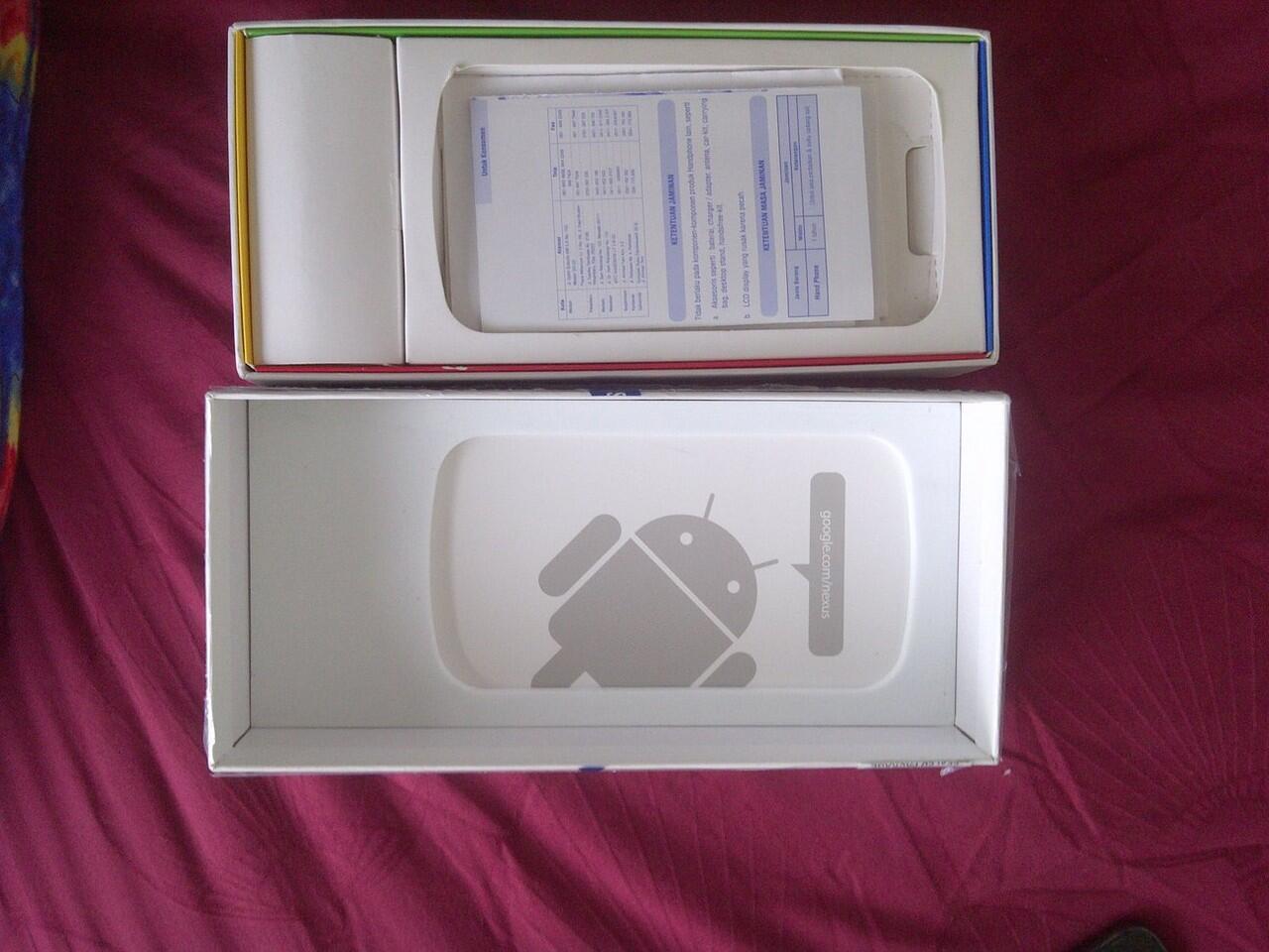 WTS Samsung Galaxy Nexus I9250 Second!!!