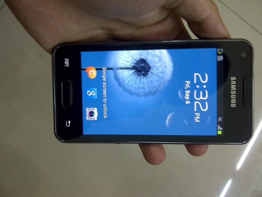 WTS Samsung Galaxy S advance Black Murah Bisa TT/Barter