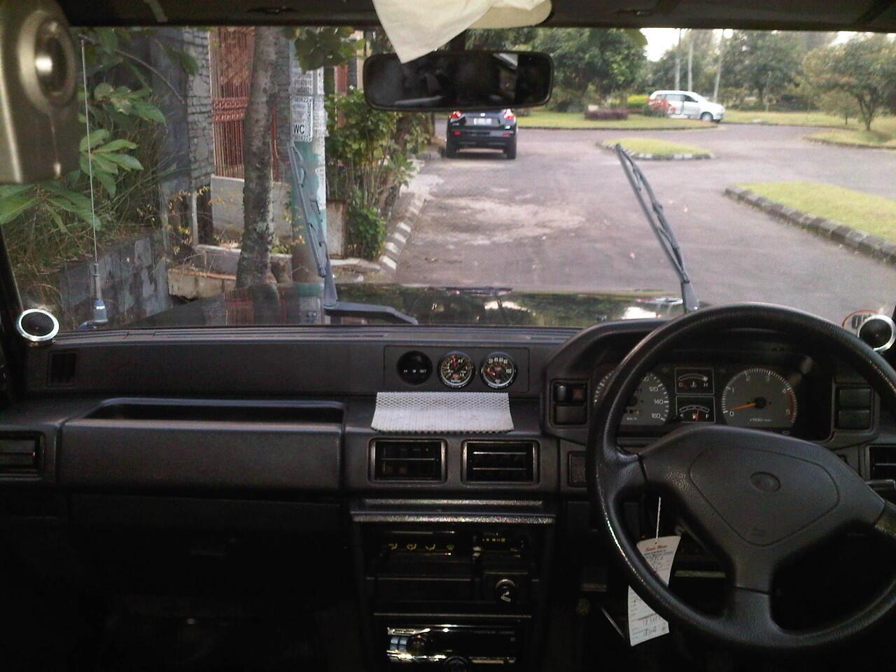 Daihatsu Rocky Independent (Turbo)